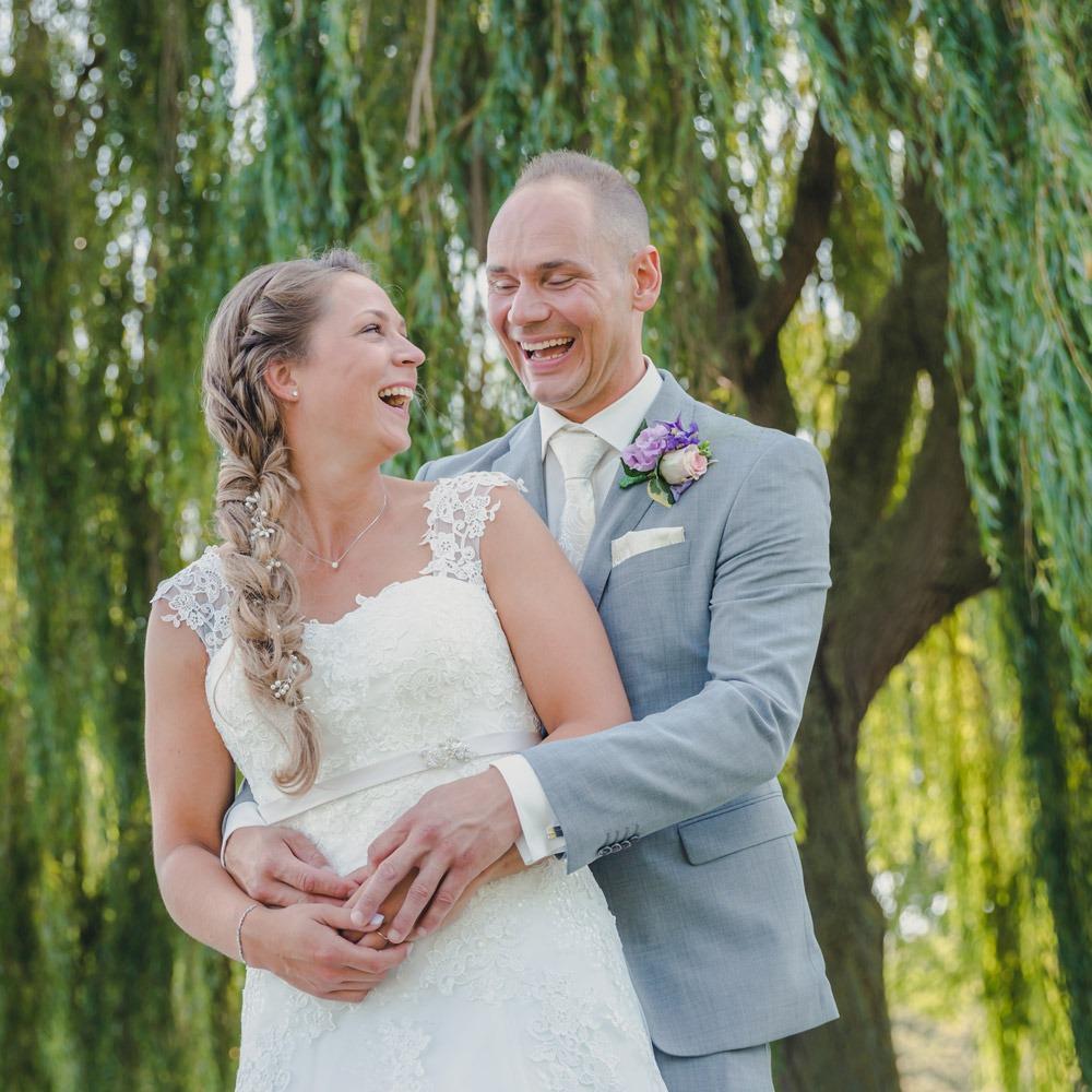 spontane trouwfotografie in zoetermeer